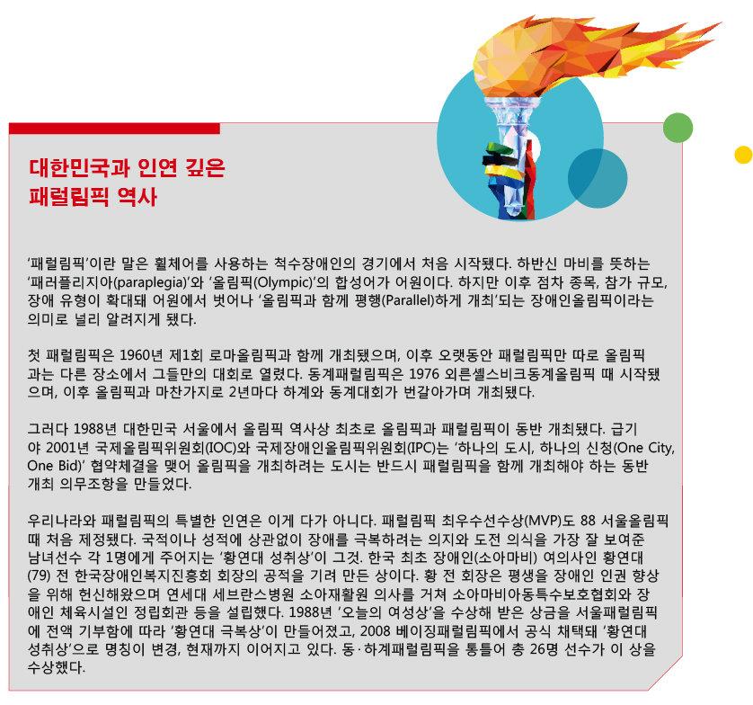 꽃보다 패럴림픽!