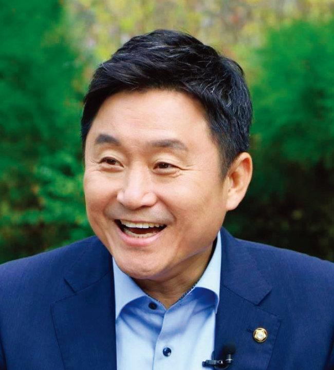 '文 개헌 책사' 더불어민주당 최인호 의원 [사진 제공·최인호 의원실]