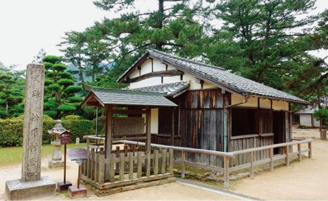 메이지유신 주역들이 공부한 쇼카손주쿠. [야마구치현 온라인 사이트]