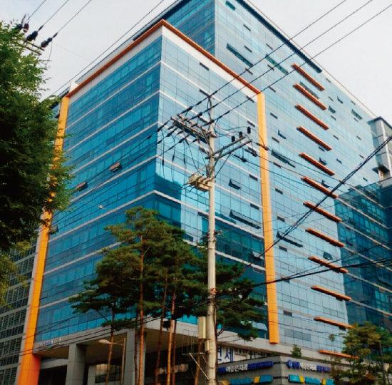 수도권 지식산업센터(아파트형 공장)