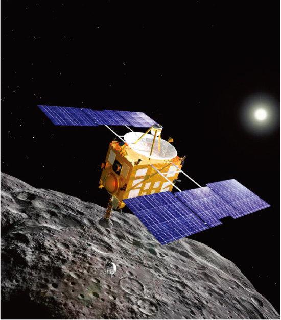 일본, 미국 등 세계 각국은 소행성 탐사에도 열을 올리고 있다. [동아일보]
