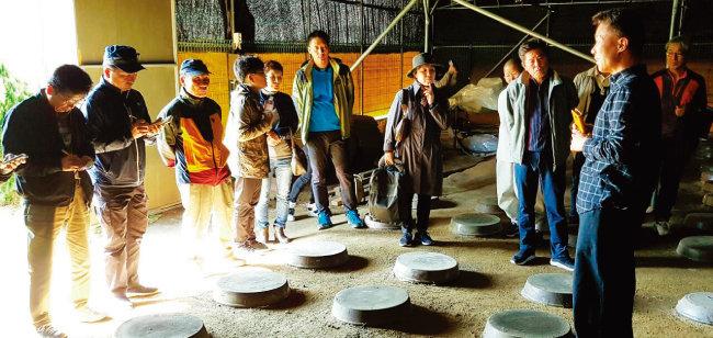 경북 예천 '초산정'은 매년 5000명 이상의 관광객과 식초 관계자들이 찾는다. [사진 제공·한국전통식초협회]