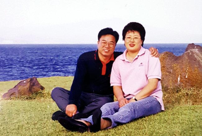 당뇨 진단을 받았을 당시 김성미 비네코 대표의 몸무게는 78kg까지 늘었다. [사진 제공·김성미 대표]