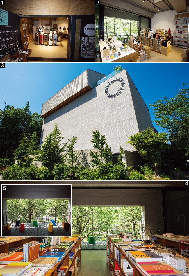풍경이 되기보다 공간을 여는 건축