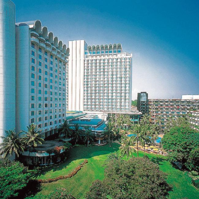 싱가포르 샹그릴라 호텔. [동아DB]