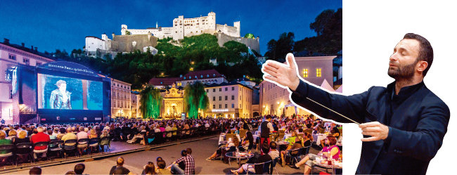 잘츠부르크 음악축제와(왼쪽) 내년 베를린 필 수석지휘자로 취임하는 키릴 페트렌코  [동아DB]