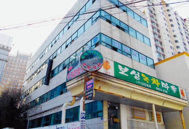 대전·광주 1회 유찰된 근린시설