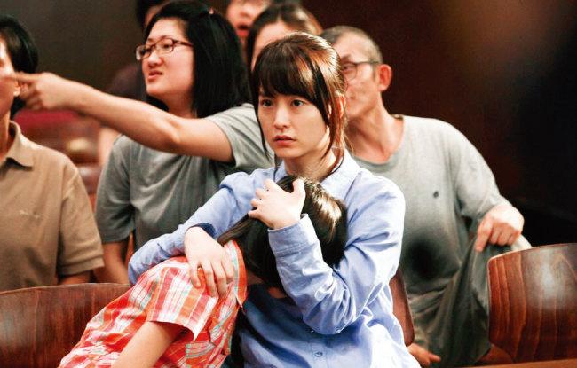 영화 '도가니'의 한 장면. [동아DB]