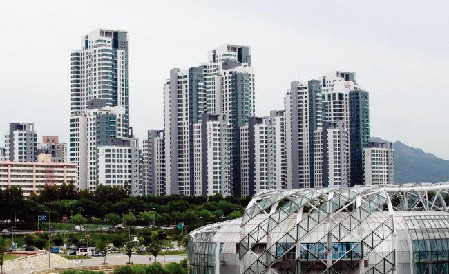 서울 서초구 반포동 '아크로리버파크'는 9월부터 조식 서비스를 실시해 화제가 되고 있다. [동아DB]