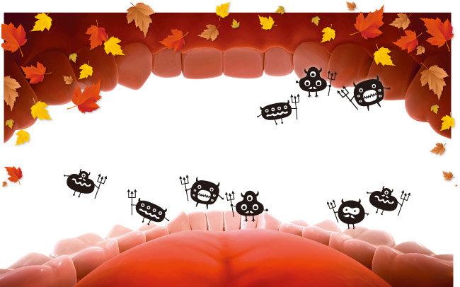 가을철 환절기에 유해 세균 번식 잘 돼