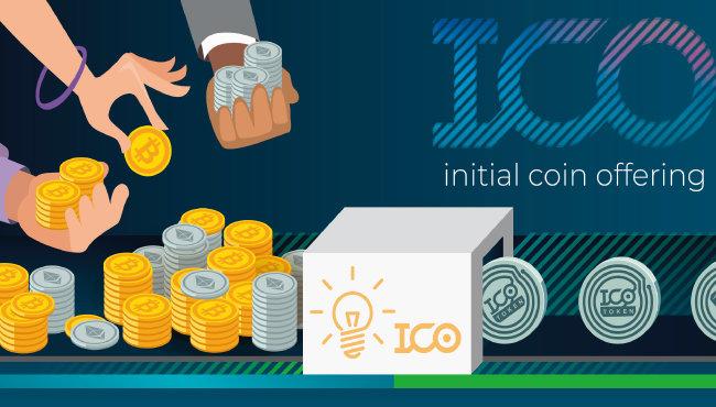 아이디어와 기술력은 있지만, 자본이 없는 블록체인 스타트업에게 암호화폐공개(ICO)는 좋은 기회다. [shutterstock]