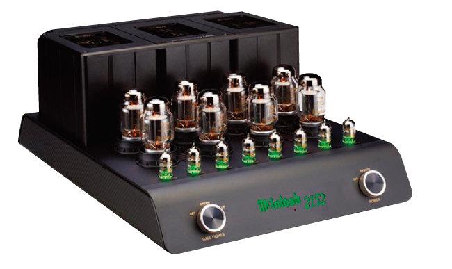미국의 하이엔드 오디오 브랜드 매킨토시의 진공관 앰프 MC2152. [매킨토시 홈페이지]