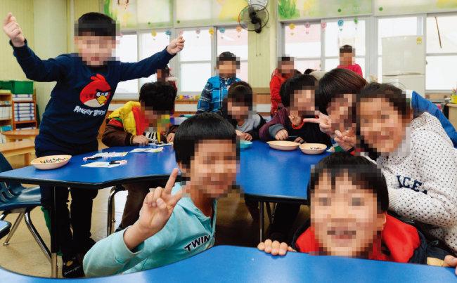 아동 관련 예산 규모는 노인 복지 예산에 비해 턱없이 적다. [뉴스1]