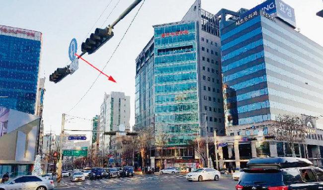 1억 미만 강남 역세권 수익형 상가