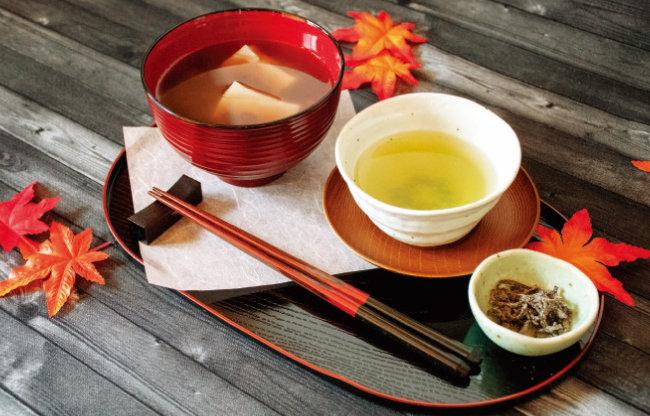 일본의 식사는 주로 젓가락만으로 이뤄진다. [사진 제공·김민경]