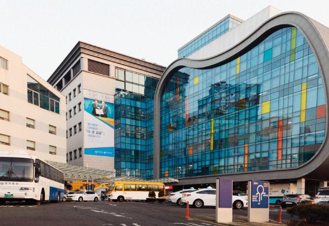 명지병원은 소아응급센터는 물론, 경기북서부 권역응급의료센터와 중증외상센터를 운영하고 있다. [박해윤 기자]