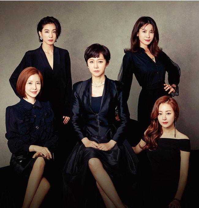 최근 인기리에 종영된 TV 드라마 'SKY 캐슬'은 학생부종합전형 위주 입시 제도의 공정성 논란을 불러일으켰다. [사진 제공 · Jtbc]