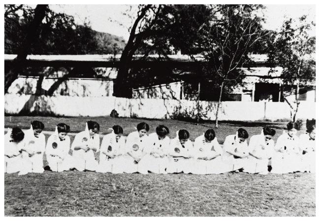 1919년 미국 하와이에 거주한 한인 부녀자들. [동아DB]