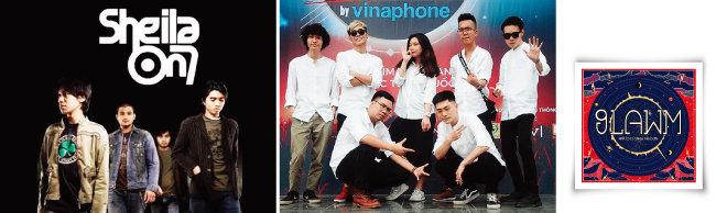 인도네시아 밴드 'Sheila on 7' (왼쪽) 베트남 밴드 '9lawm' [위키피디아 커먼스, facebook@9lawmband]