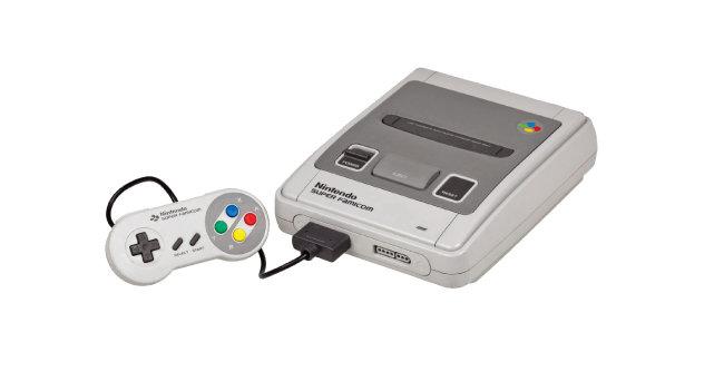 90년대 콘솔 게임기의 제왕