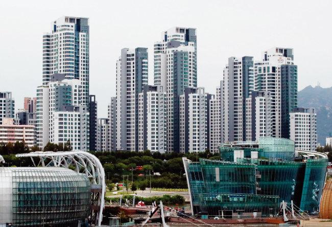 서울 서초구 반포동 아크로리버파크. [이훈구  동아일보 기자]