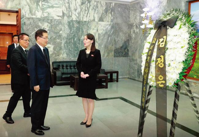 [조선중앙TV 캡처]