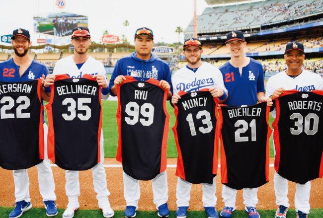[twitter@Dodgers]
