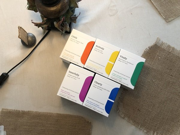 위클리랩, 건강기능식품 브랜드