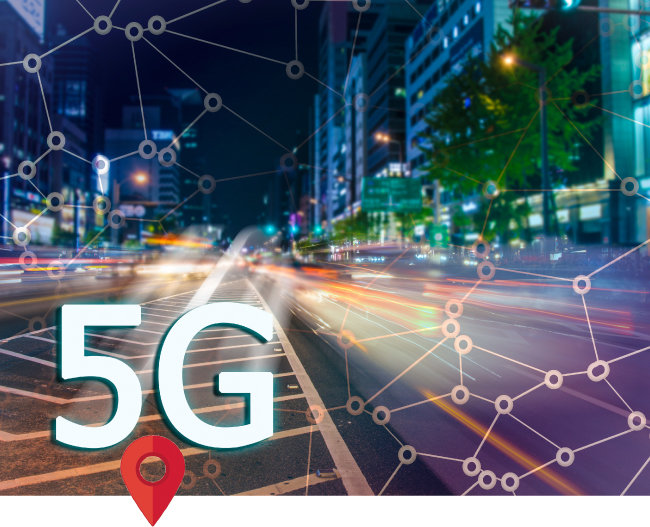 서울 시내 5G 통신망 직접 측정해보니