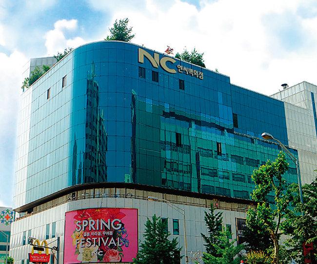 이리츠코크렙이 보유한 5개 이랜드리테일 매장 중 하나인 경기 성남시 분당구의 뉴코아 야탑점. [사진 제공 ·이랜드리테일]
