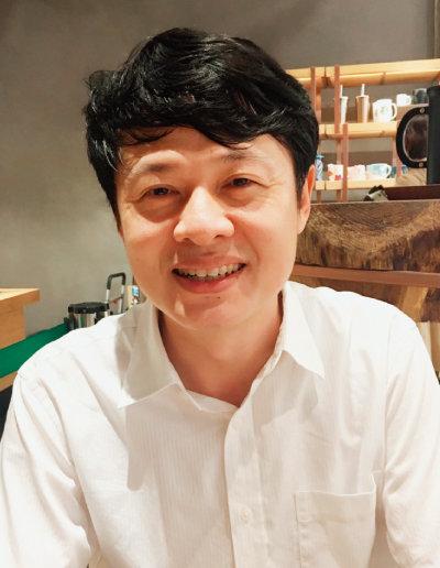 타이베이에서 만난 전칭쯔 대만 국립정치대 한국어학과 교수는 한국어가 유창하다. [허문명 기자]