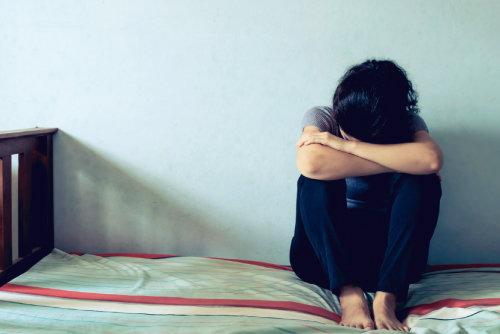 우울 증세를 겪는 젊은 세대. [GettyImages]