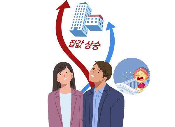 """고소득 부부 """"돈 있어도 출산은 NO"""" 풍조, 수렁에 빠져드는 저출산 대책"""
