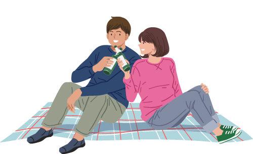 결혼 후 아이를 갖지 않는 부부가 늘고 있다.