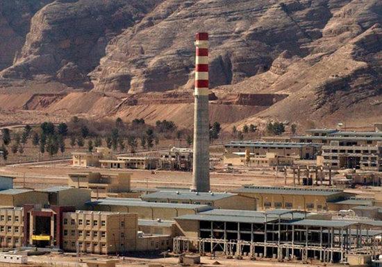 이란 이스파한에 있는 핵기술연구센터의 모습. [ISNA]