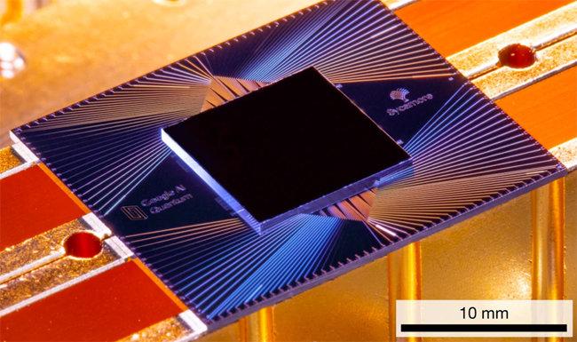 양자우위를 달성했다고 발표된 구글의 양자컴퓨터 시카모어 [구글]