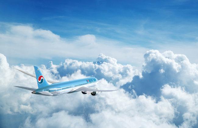 대한항공이 지난해 12월 발표한 마일리지 제도 개편안에 대한 소비자 반발이 거세다. [사진 제공·대한항공]