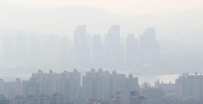 청약이 아니더라도 서울에서 아파트를 구하는 일 자체가 어려워졌다. [동아DB]