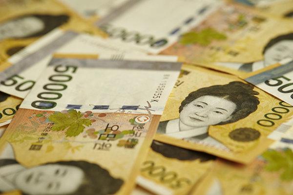 지난해 말 국내 부동자금은 1000조 원을 돌파했다. [GETTYIMAGES]