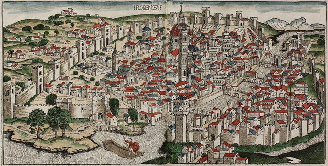 1493년 하르트만 셰델의