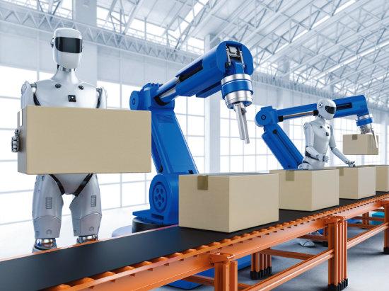 기술 발전은  산업의 자동화와 기계화를 가속화할 것이다. [GettyImages]