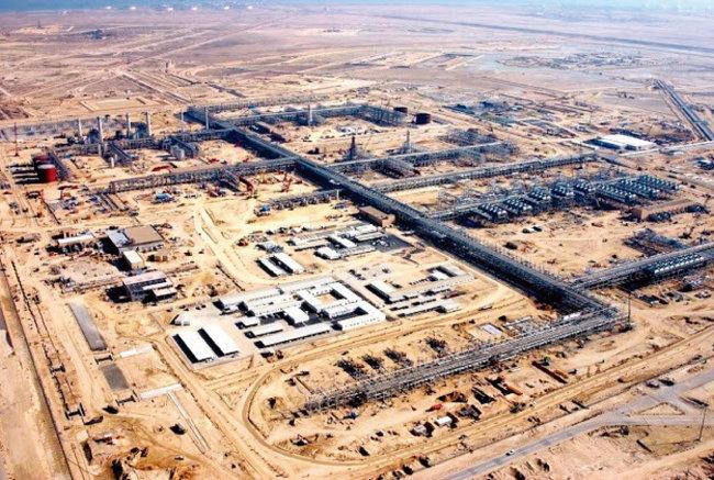 사우디아라비아 국영석유회사 아람코가 보유한 세계 최대 규모의 가와르 유전. [SAPRAC.ORG]