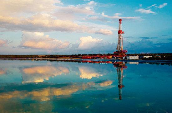 미국 석유업체 아파치사가 텍사스주 퍼미언 분지에서 셰일오일을 굴착하고 있다. [ppache]