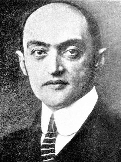 조지프 슘페터. [위키피디아]