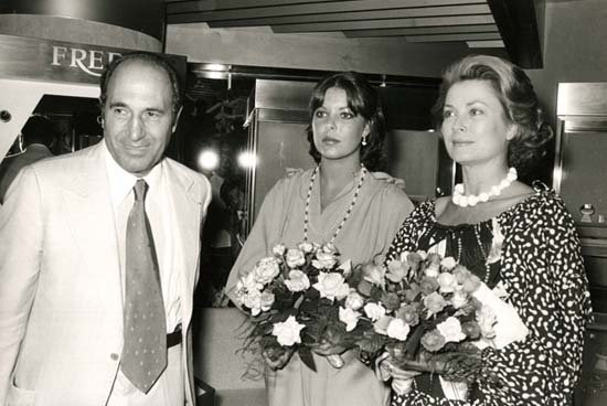 프레드 사무엘과 그레이스 왕비(1976). [프레드]