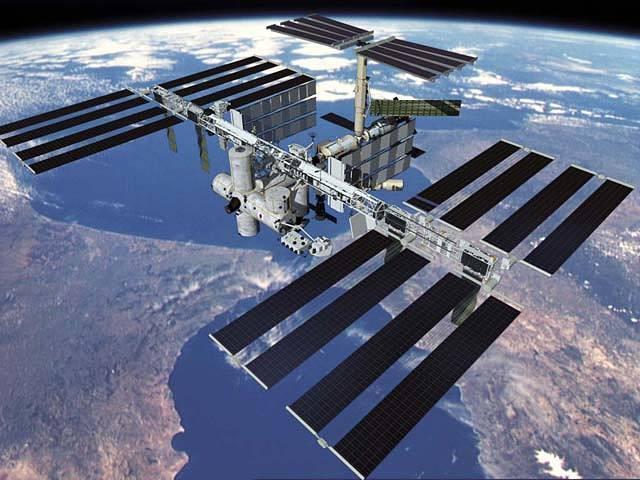 국제우주정거장 ISS. [NASA]