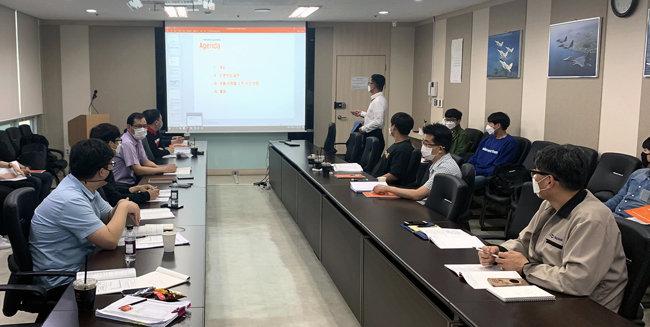 한화시스템은 한국군의 주요 전투함 전투체계와 전자장비를 개발해 납품하고 있다. [한화시스템 제공]