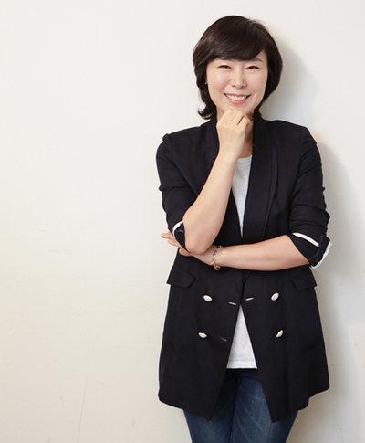'정리의 신'으로 불리는 정희숙 정리컨설팅 전문가.