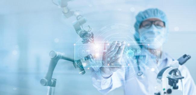 의학계를 슬기롭게 만드는 인공지능이 개발되고 있다. [게티이미지]