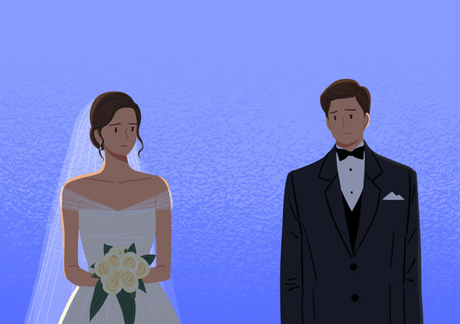 가장 행복해야 할 결혼식을 앞두고 예비부부들의 고민이 깊어지고 있다.